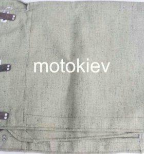 Тент и стекло на коляску мотоцикла Урал