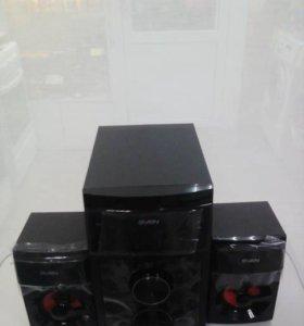 Акустическая система 2.1 Sven MS-302