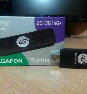 Модем 4G почти новый
