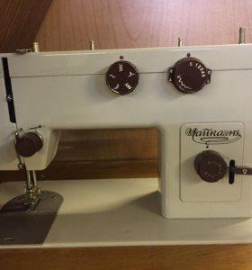 Швейная машина «чайка-143»