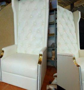 Кресло трон Фараон