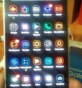 Продается Samsung j710