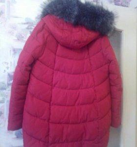 Куртка зимняя.46-48р