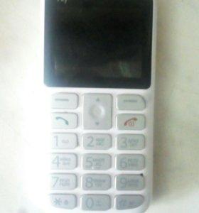 Телефон для пожилых людей с кнопкой sos