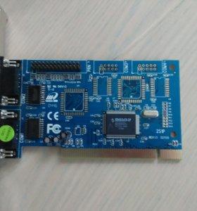 Контроллер PCI, 2xCOM