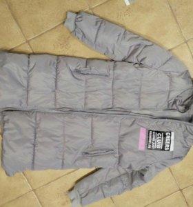 Куртка зимняя 44-48р