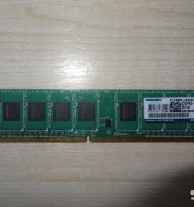 OЗУ Kingmax 2GB DDR3 1333