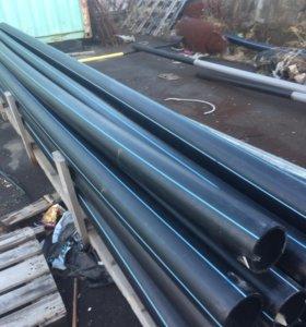 Водосточная труба для холодной воды ПЭ100 SDR17