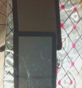 2 планшета DEXP и TURBO pad