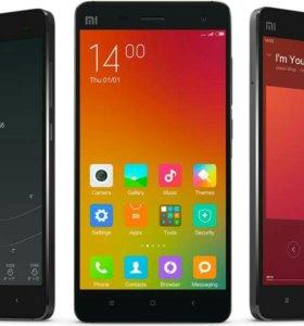Новые телефоны Xiaomi и не только