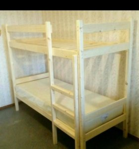 Куплью кровать 2 ярусную