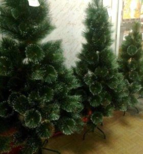 Новогодние искуственные елки