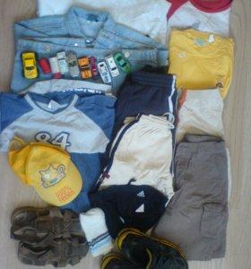 Одежда на мальчика 7 лет