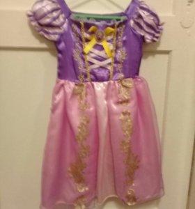 Платье Рапунцель