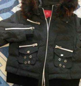 Зимняя куртка фирменная