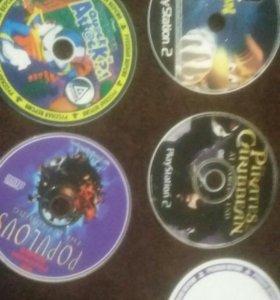 Игры PS2 пиратки