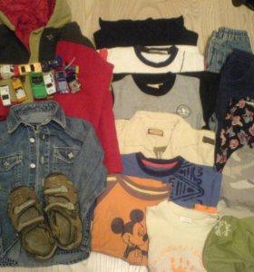 Одежда на мальчика 6 лет