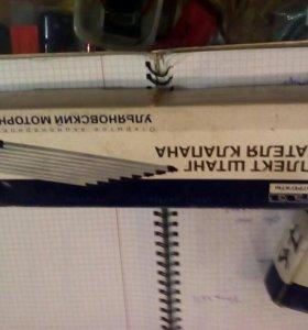 Комплект штанг толкателя клапана УАЗ 76 бензин 417