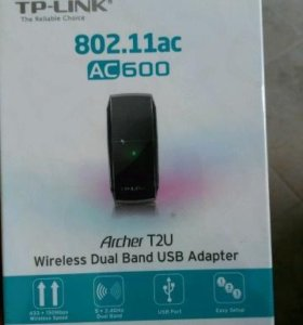 Wifi usb адаптер tp-link archer t2u