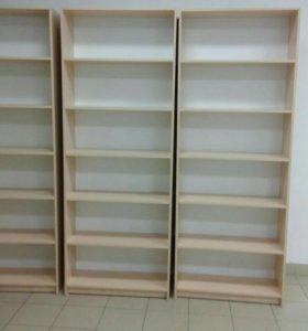 шкаф для книг, стеллажи, полочки