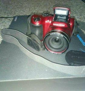 Samsung WB100 red