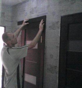 Установка дверей межкомнатные и входные + скидка.