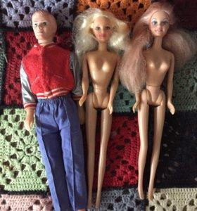 Аналоги Барби и Билл