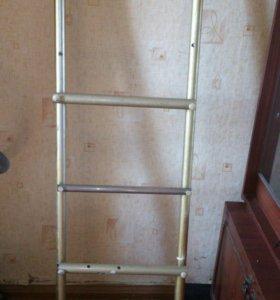 Алюминиевая лестница домашний