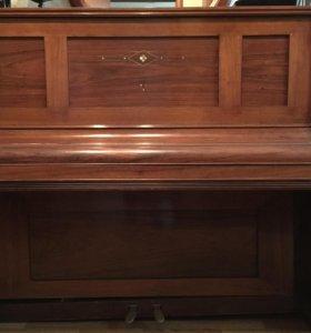 Пианино W.Hoffmann антиквариат начало 20 века