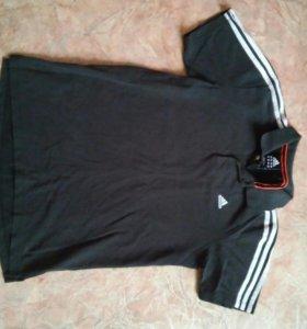 Кофта и футболка adidas