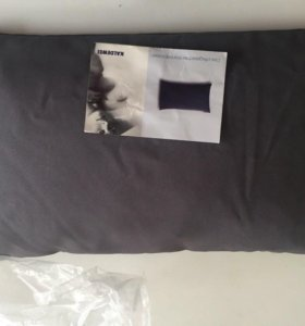 Подушка надувная в ванную или для поездок