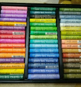 Пастель масляная Gallery 48 цветов