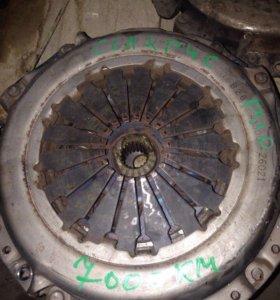 Корзина сцепления с диском для Kia RIO 2011>