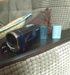 Видеокамера SONY DCR-SX44