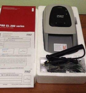 Автоматический детектор валют PRO CL -200 series