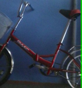 Велосипед бумер обмен