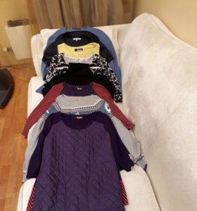 Платье пакетом 8 штук р. 46