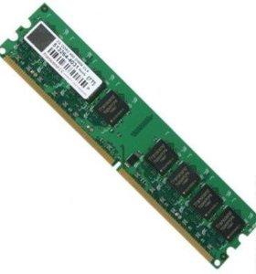 Оперативная память ddr 2 на 2гб