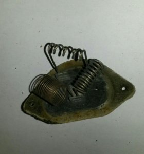 Резистор печки дэу нексия