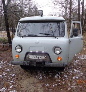 Уаз - 3909