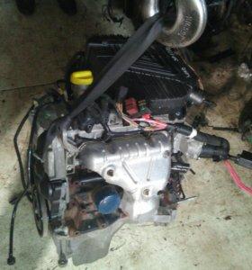 Двигатель мотор Renault /Рено 1.4 K7J 710
