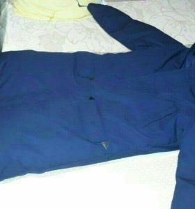 Куртка зимняя офисная Аляска