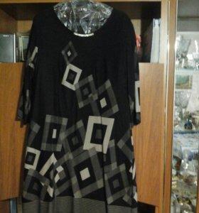 Платье 54 56размера
