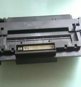 Картридж HP 51A