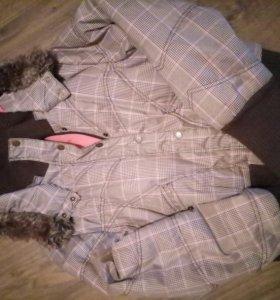 зимняя куртка mexx