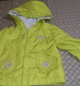 Куртка на 2-2,5 года