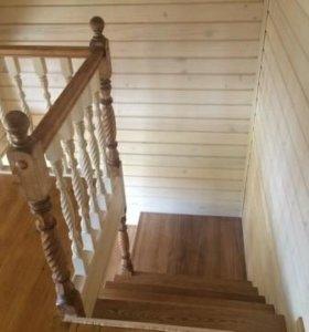Изготовление и монтаж лестниц любой сложности