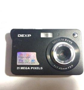 Фотоаппарат DEXP
