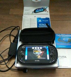 Sony PlayStation vita прошитая