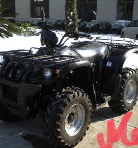 ATV Stels 4x4 квадроцикл 500см3